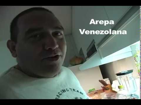 como se preparan las arepas venezolanas