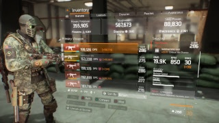 SLY_420 | The Division | How to build a PVE Strikers build | Road to 50 subs