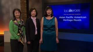 KQED 2014 Asian Pacific American Heritage Heroes: Nancy L. Chang, RN, M.S.