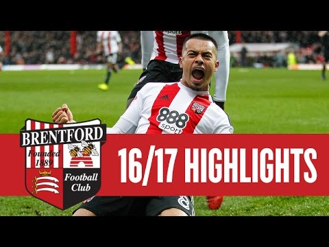 Match Highlights: Brentford 4 Rotherham United 2