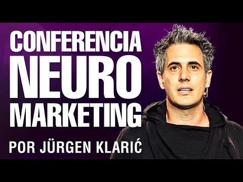 La mejor conferencia de NEUROMARKETING / Jürgen Klarić
