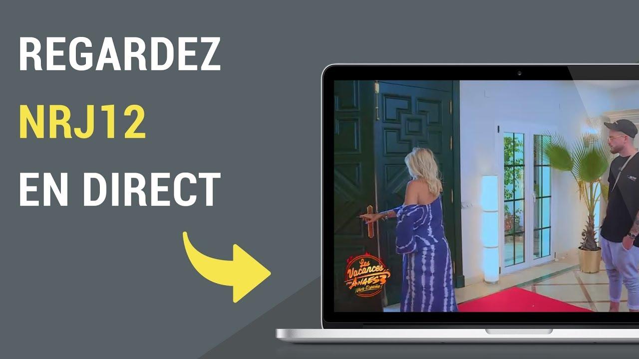 regarder nrj12 en direct gratuitement sur internet mac