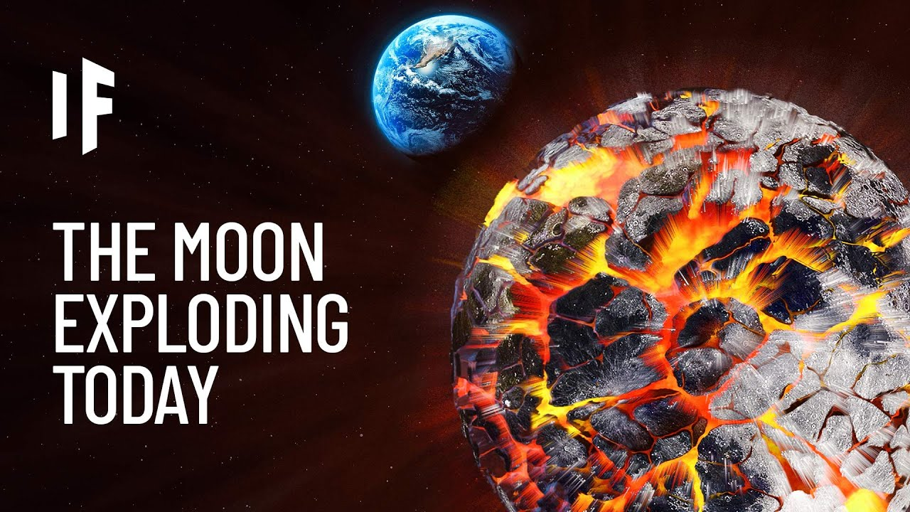 What If the Moon Exploded?