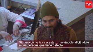 Jóvenes se Ríen de Persona Tartamuda - ¿Y Tú Qué Harías? T3 - CAP 08