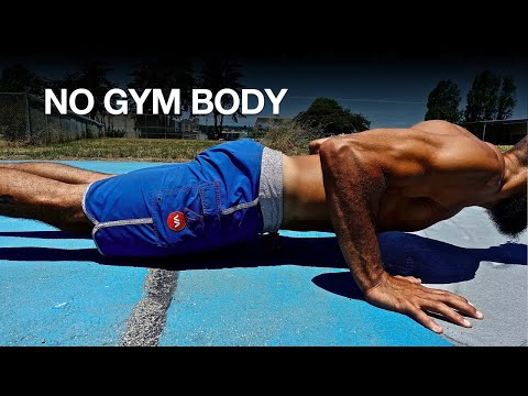 Bodyweight Workout No Equipment *Beginners Follow Along*
