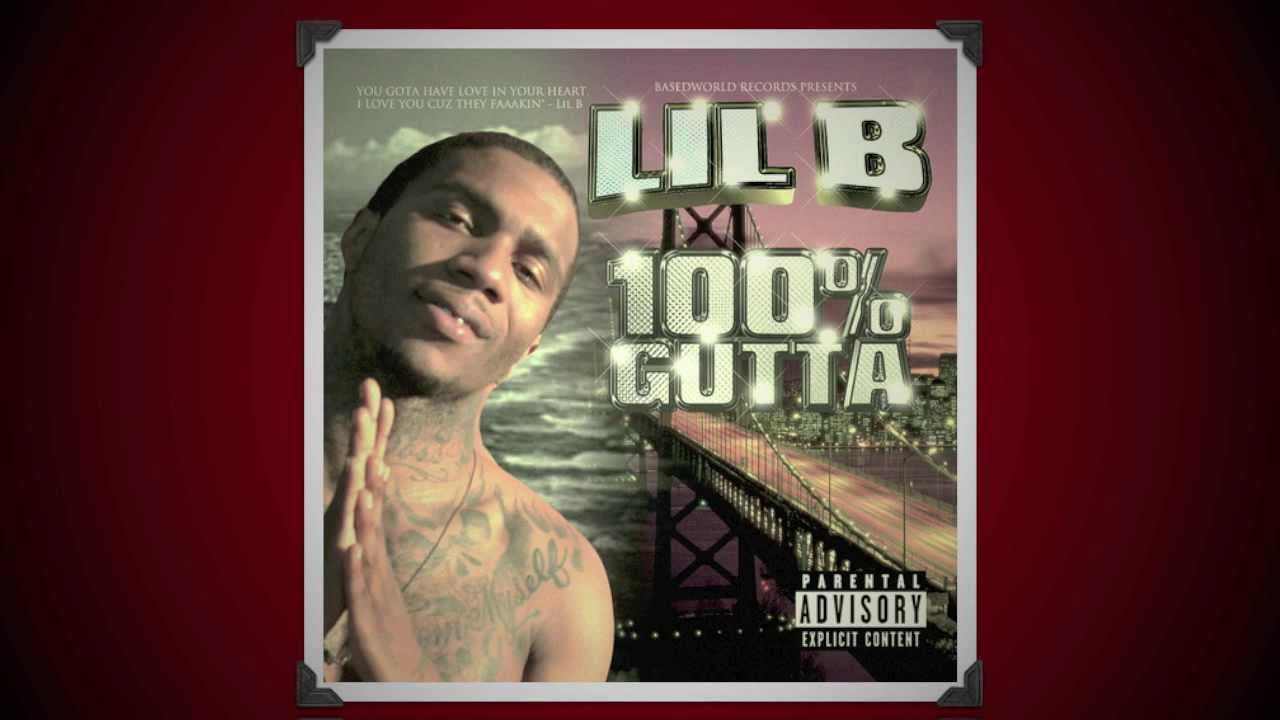 Lil B - Celebrate For Lil B (prod  by Kid HNRK)