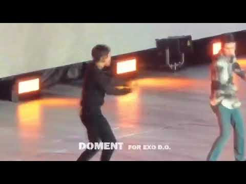 180728 SMTOWN in Osaka - Power D.O. Focus