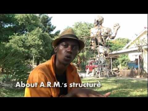 World AIDS day 2011 Lusaka Zambia. www. art4art.com