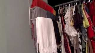 Closet Remodel With Ikea Products