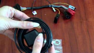 audi a3 a4 a6 rns e rnse adapter retrofit kit diversity antenna gps antenna fakra radio removal key