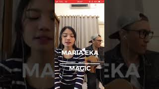 Gambar cover Apocalive - Magic by rude (Cover)