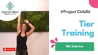Tiertraining mit Sabrina / Project Childfit