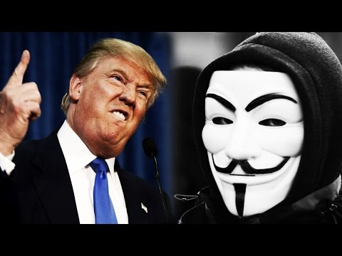 Thumbnail: Anonymous - The TRUTH about Donald Trump