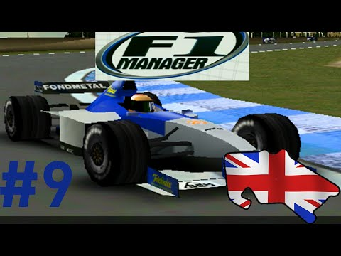 F1 Manager: Minardi Manager Career - Part 9 - Britain