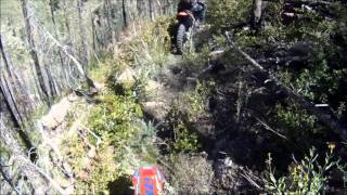 Left Hand Canyon Hard Stuff Downhill Single Track Dirtbike Dirt Bike Boulder Colorado