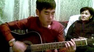 Элдик таланттар гитарист Дастан.