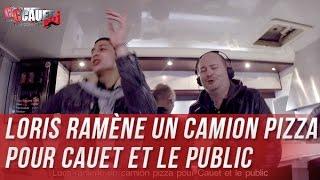 Loris ramène un camion pizza pour Cauet et le public - C'Cauet sur NRJ MP3