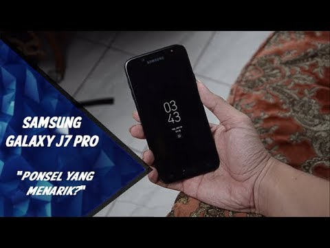 Review Samsung Galaxy J7 PRO (Indonesia)