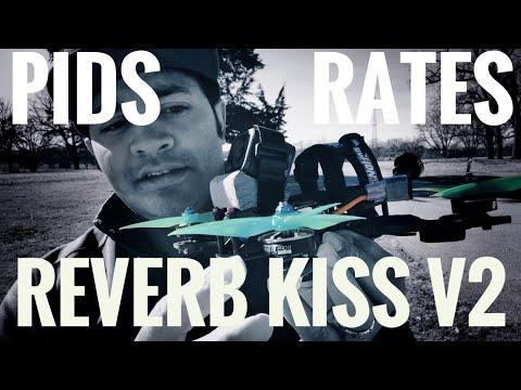 KISS V2 PIDS/Rates, F40 Pro v2??!! (See Description)