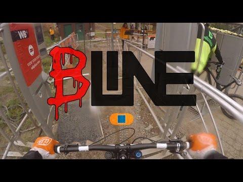 Whistler Bike Park | B-Line - Best Beginner Line in the Park | Raw 4k GoPro POV