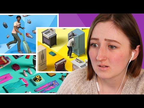 There is a new kind of pack for The Sims 4... - lilsimsie