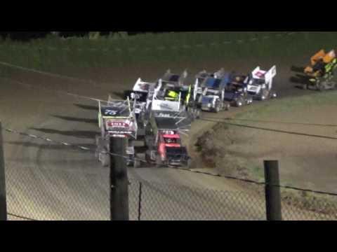 Paradise Speedway Brandyn 7/1/1/  Feature Race