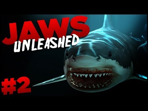 Jaws Unleashed | Story Mission #2 | Jaws vs. The Orca.