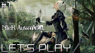 NieR : Automata (Trame A) - YoRHa No.2 Type B | LET'S PLAY #1 [FR]