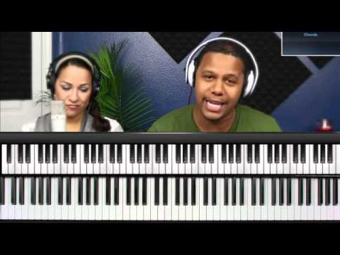 Jesus at the Center Jesus Be the Center Chords Piano Lesson Adding ...