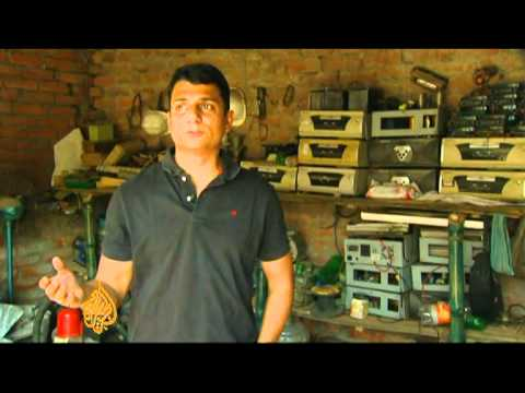 Indian technology turns waste into energy