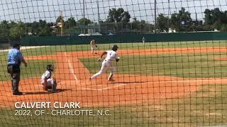 Calvert Clark   Of, 2022 (charlotte, N.c.)