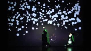 Nosaj Thing - Eclipse Blue - Videomapping