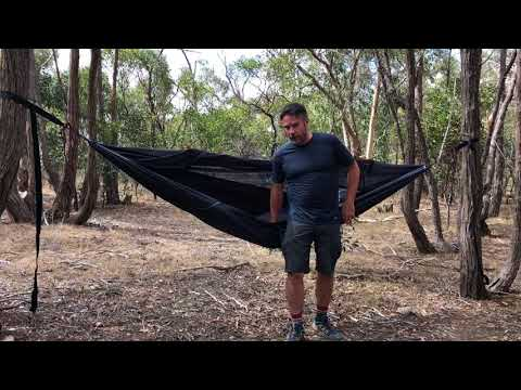 Hammock Bliss Sky Bed Bug Free Review By Trail Hiking Australia