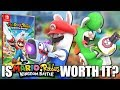 WORTH Buying? Mario + Rabbids Kingdom Battle For Nintendo Switch