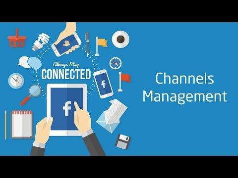 إدارة حسابات مواقع التواصل الاجتماعي | Social Media Channels Management