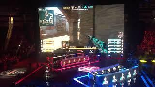Cloud9 Winning moment VS FaZe Clan at Boston Major