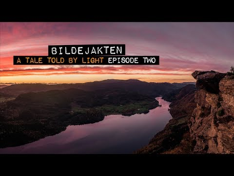 A panoramic tale told by light || A landscape photography story