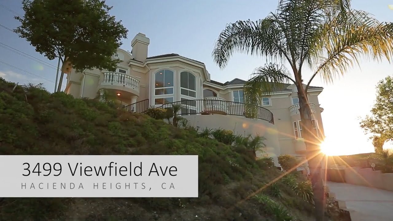 Hacienda Heights Home for Sale   3499 Viewfield Avenue