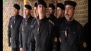 Iran Army 35th Brigade Special Ground Force تيپ سي و پنج نيروي ويژه نيروي زميني ارتش ايران