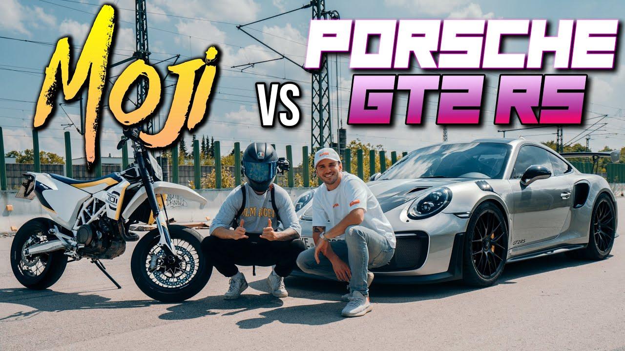 304Km/h im Porsche GT2 RS mit MOJI | Daniel Abt