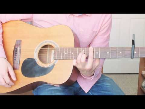 How to Play Make You Mine - Eric Bellinger | Acoustic Guitar Tutorial
