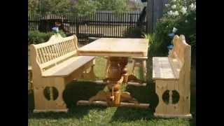 Мебель - ручная работа. Furniture - handmade.(, 2015-07-22T19:03:22.000Z)