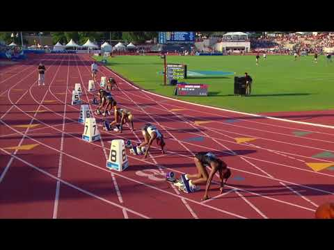 Women's 200m - 2019 NCAA Outdoor Track and Field Championships