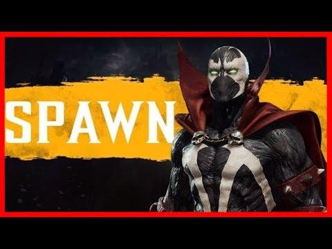Spawn MK11 Gameplay Trailer | SPECIAL K REACTS