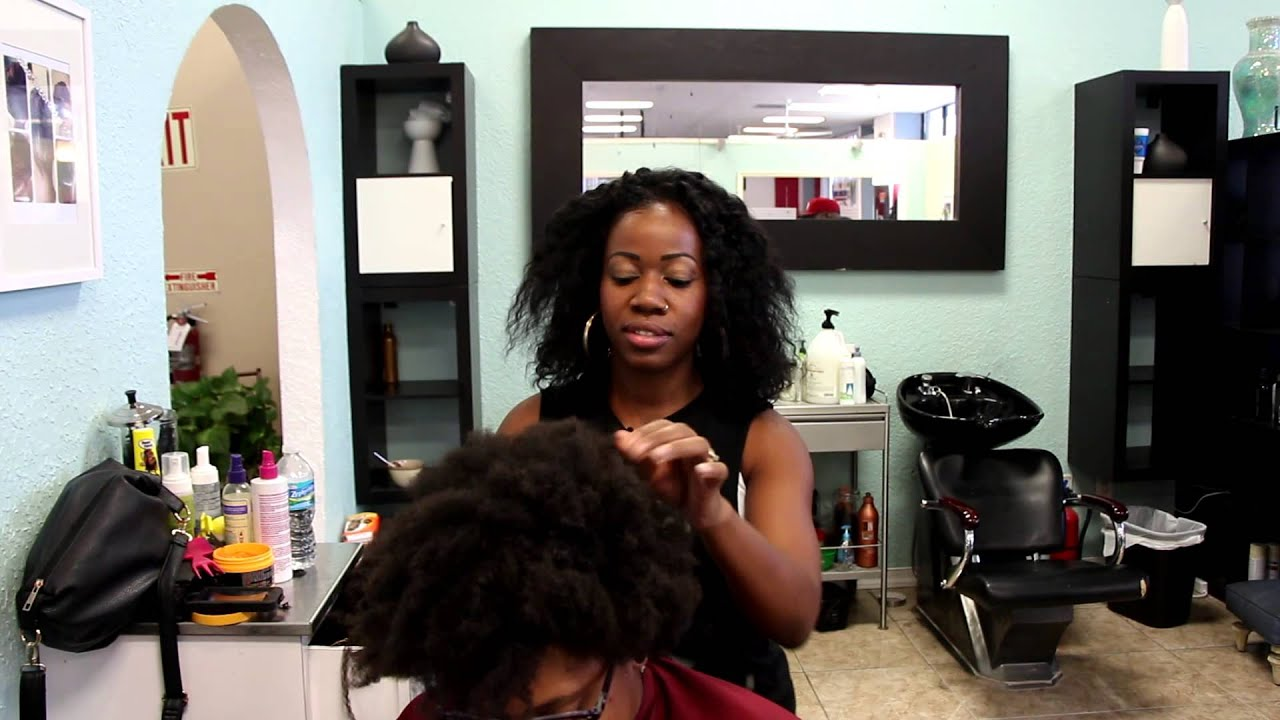 Meet The Barbers The Best Braider In Orlando Ona Youtube