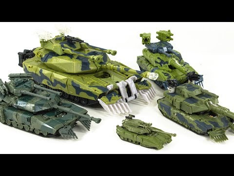 Transformers Movie 1 Legend Deluxe Voyager Leader Decepticon Brawl 5 Tank Vehicle Robot Toys