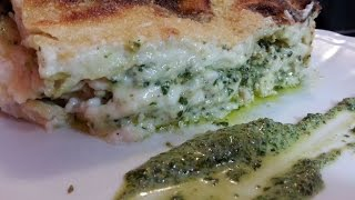 Cuisine Italienne - Lasagne Verde