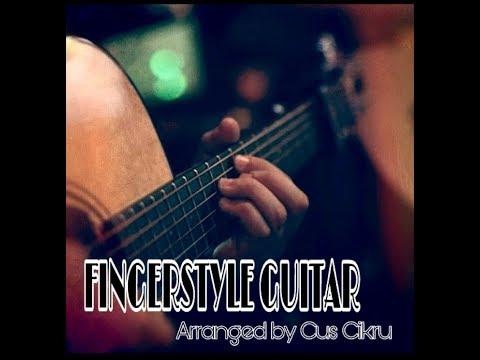 Bian gindas _ 123 soundtrcak OST jodoh yang tertukar SCTV ( Fingerstyle Guitar Cover )lirik,tab