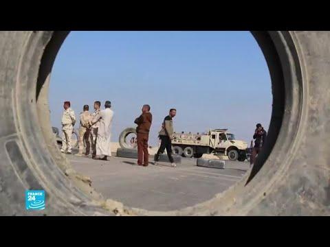 متظاهرون يواصلون إغلاق ميناءي أم قصر وخور الزبير في البصرة  - نشر قبل 1 ساعة