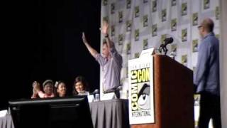 White Collar SDCC 2010 Panel Part 1 of 6